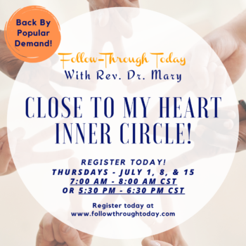 Close to My Heart Inner Circle!